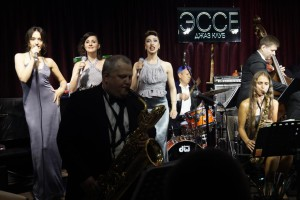 Трио BackStage GirlsBand