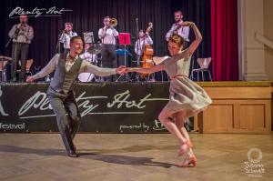 Дарья Чупыркина и Дмитрий Востриков